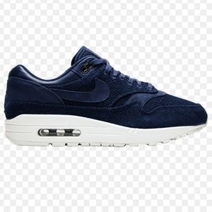 Nike air max 1 LX London cloth sneaker shoe